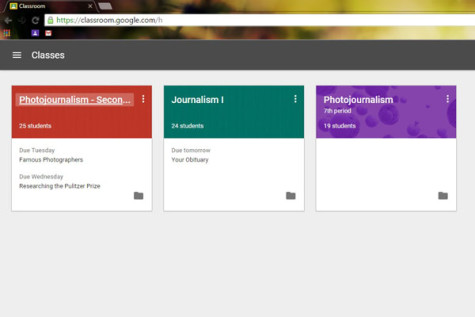 Go with Google Classroom