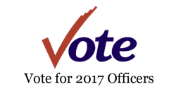 2017 Officer Elections