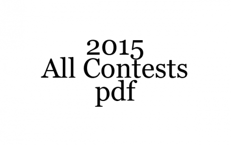2015 All Contests