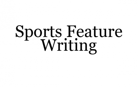 Sports Feature Writing