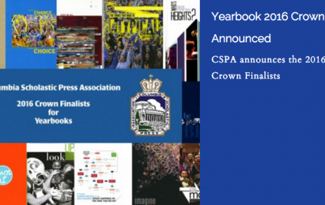 Crown Finalists Announced