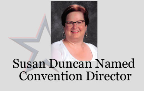 Susan Duncan Hired as Convention Director