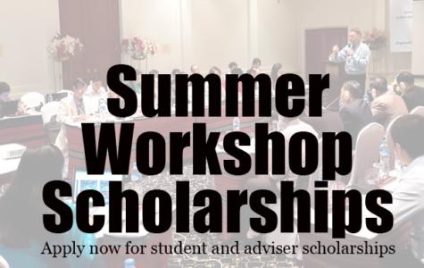 Apply for Summer Workshop Scholarships