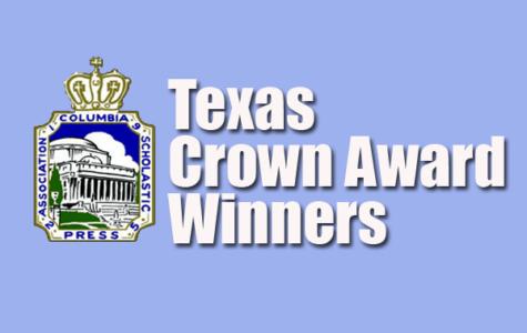 Texas CSPA Crown Winners