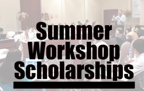 Summer Scholarship Winners