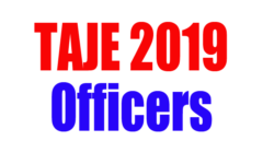 2019-2021 Officers Elected