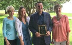 Westlake Principal Named Administrator of the Year