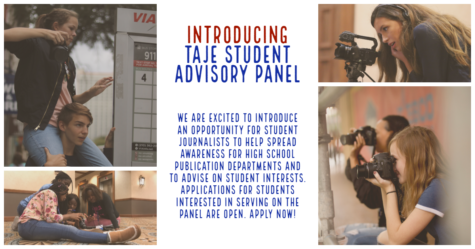 TAJE Launches Student Advisory Panel