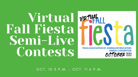 Semi-Live Fall Fiesta Contests Begin Oct. 10