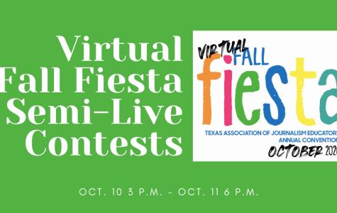 Semi-Live Fall Fiesta Contests Begin Oct. 10