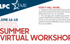 IPLC/TAJE Virtual Summer Workshop