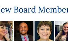 Executive Board Welcomes New Members